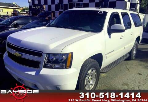 2008 Chevrolet Suburban for sale at BaySide Auto in Wilmington CA