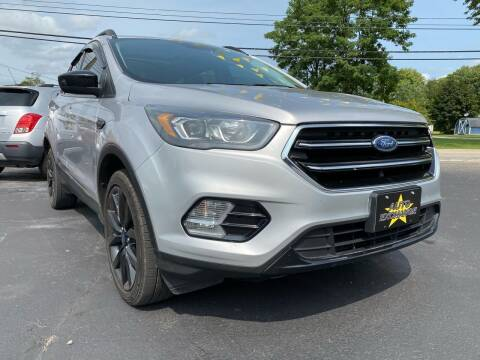 2017 Ford Escape for sale at Auto Exchange in The Plains OH