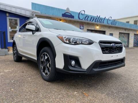2019 Subaru Crosstrek for sale at Capital City Automotive in Austin TX