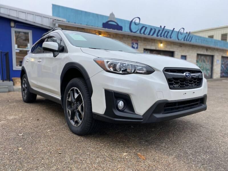 2019 Subaru Crosstrek for sale at Capital City Automotive in Austin TX