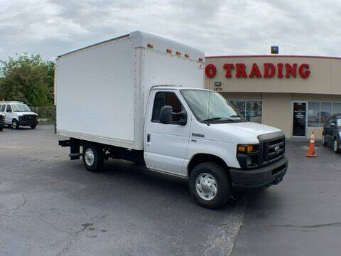 2010 Ford E-Series Chassis for sale at LB Auto Trading in Orlando FL
