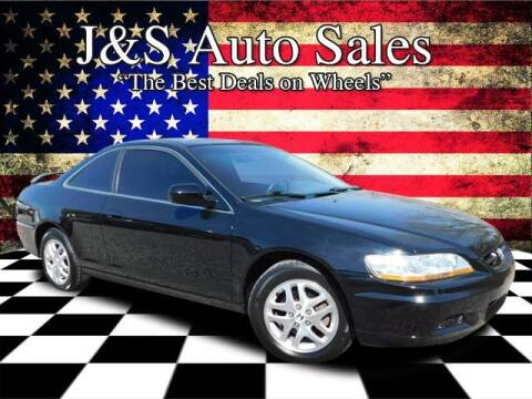 2001 Honda Accord for sale at J & S Auto Sales in Clarksville TN