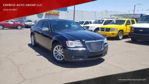 2011 Chrysler 300 for sale at EXPRESS AUTO GROUP in Phoenix AZ