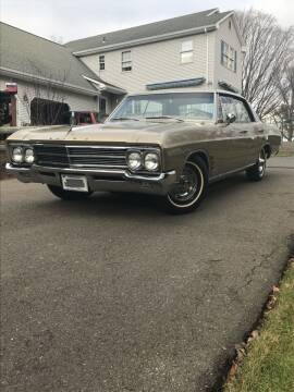 1966 Buick Skylark for sale at Bel Air Auto Sales in Milford CT