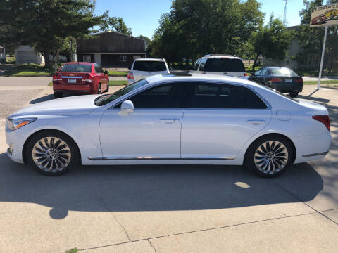 2019 Genesis G90 for sale at 6th Street Auto Sales in Marshalltown IA