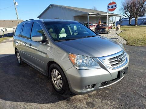 2010 Honda Odyssey for sale at CALDERONE CAR & TRUCK in Whiteland IN
