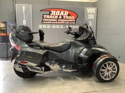 2017 Can-Am Spyder® RT Limited 6-Spee for sale at Road Track and Trail in Big Bend WI