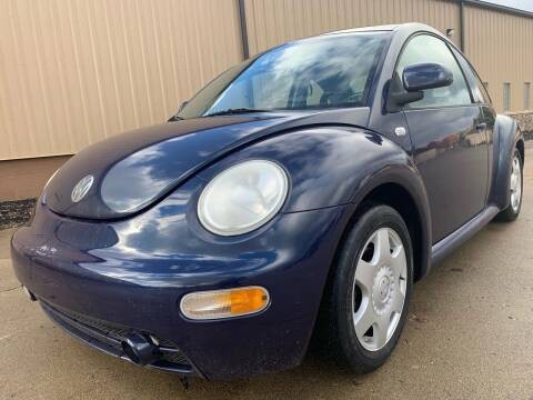 2000 Volkswagen New Beetle for sale at Prime Auto Sales in Uniontown OH