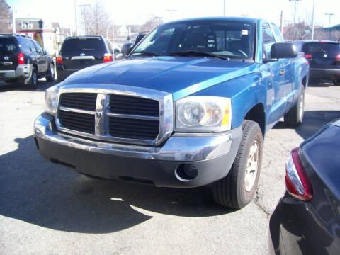 2005 Dodge Dakota for sale at Dambra Auto Sales in Providence RI