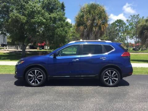 2017 Nissan Rogue for sale at Mason Enterprise Sales in Venice FL