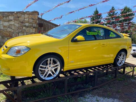 2008 Chevrolet Cobalt for sale at Carfast Auto Sales in Dolton IL