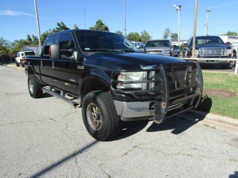 2007 Ford F-250 Super Duty for sale at Dealer One Auto Credit in Oklahoma City OK