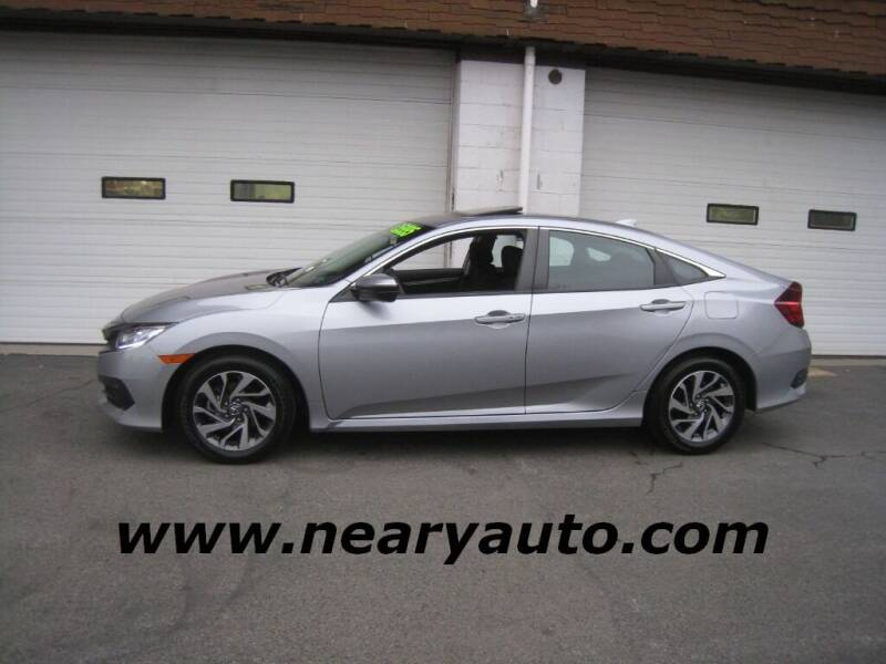 2018 Honda Civic for sale at Neary's Auto Sales & Svc Inc in Scranton PA