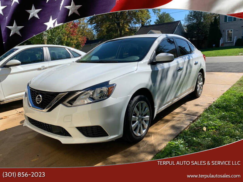 2019 Nissan Sentra for sale in Clinton, MD