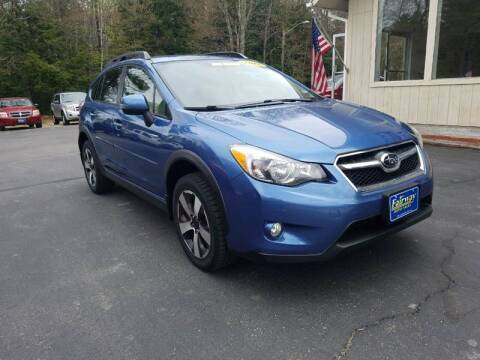 2014 Subaru XV Crosstrek for sale at Fairway Auto Sales in Rochester NH