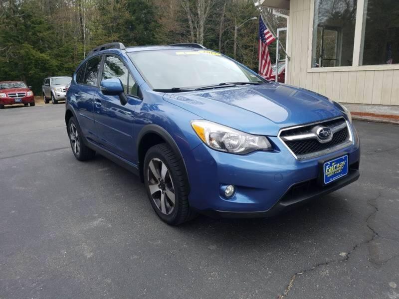 2014 Subaru XV Crosstrek for sale at Fairway Auto Sales in Rochester NH