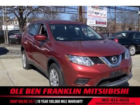 2016 Nissan Rogue for sale at Ole Ben Franklin Mitsbishi in Oak Ridge TN
