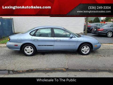 1997 Ford Taurus for sale at LexingtonAutoSales.com in Lexington NC