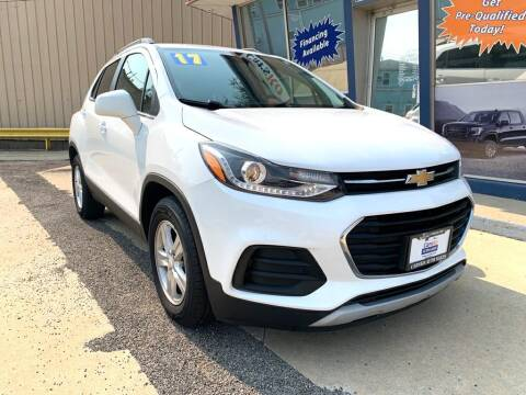 2017 Chevrolet Trax for sale at Carsko Auto Sales in Bartonville IL