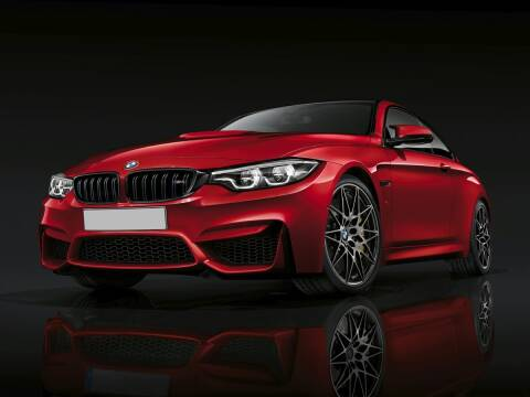 2020 BMW M4 for sale at BASNEY HONDA in Mishawaka IN