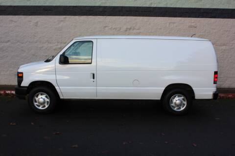 2012 Ford E-Series Cargo for sale at Al Hutchinson Auto Center in Corvallis OR