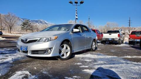 2014 Toyota Camry for sale at Lakeside Auto Brokers in Colorado Springs CO