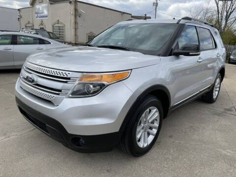 2013 Ford Explorer for sale at T & G / Auto4wholesale in Parma OH