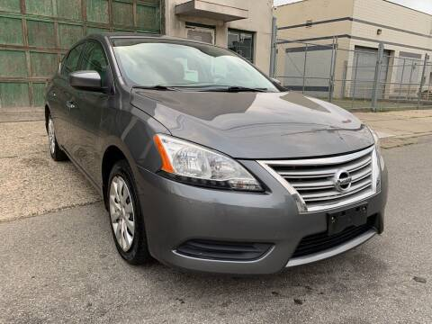 2015 Nissan Sentra for sale at Illinois Auto Sales in Paterson NJ
