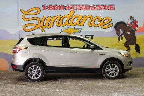 2017 Ford Escape for sale at Sundance Chevrolet in Grand Ledge MI
