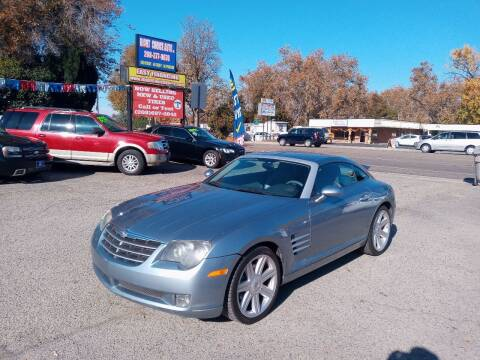 2004 Chrysler Crossfire for sale at Right Choice Auto in Boise ID