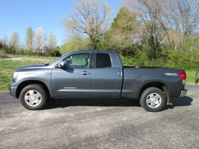 2008 Toyota Tundra for sale at Brells Auto Sales in Rogersville MO