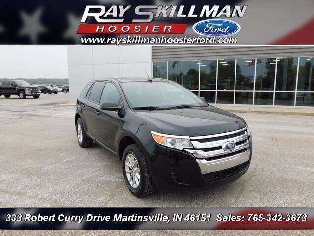 2014 Ford Edge for sale at Ray Skillman Hoosier Ford in Martinsville IN