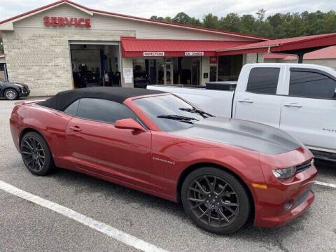 2015 Chevrolet Camaro for sale at CBS Quality Cars in Durham NC
