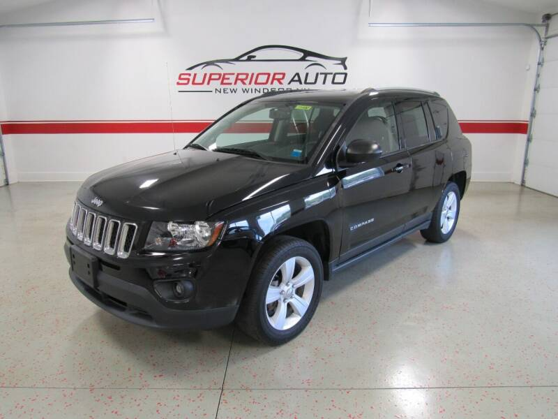 2016 Jeep Compass for sale at Superior Auto Sales in New Windsor NY