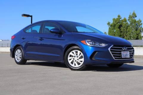 2017 Hyundai Elantra for sale at La Familia Auto Sales in San Jose CA