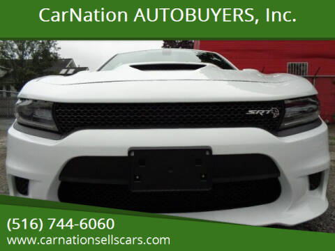 2016 Dodge Charger for sale at CarNation AUTOBUYERS, Inc. in Rockville Centre NY