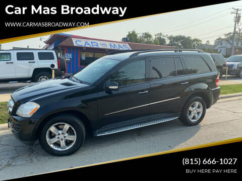 2008 Mercedes-Benz GL-Class for sale at Car Mas Broadway in Crest Hill IL