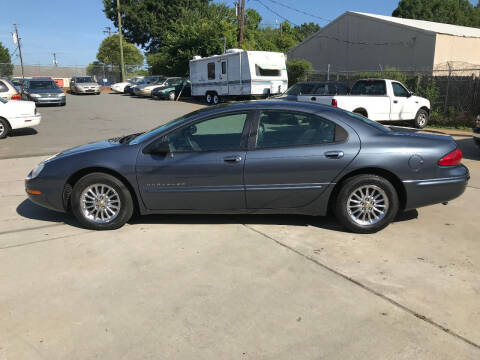 2001 Chrysler Concorde for sale at Mike's Auto Sales of Charlotte in Charlotte NC