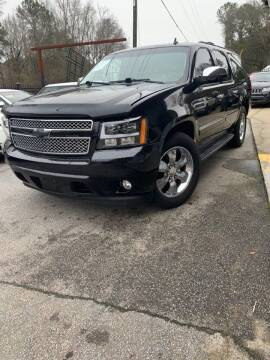 2010 Chevrolet Suburban for sale at Garcia Trucks Auto Sales Inc. in Austell GA