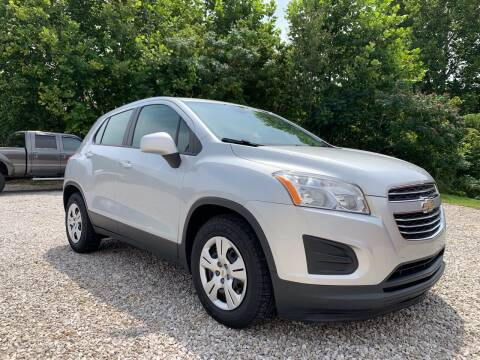2016 Chevrolet Trax for sale at 64 Auto Sales in Georgetown IN