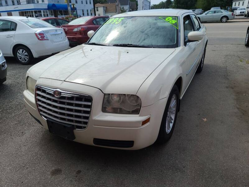 2008 Chrysler 300 for sale at TC Auto Repair and Sales Inc in Abington MA