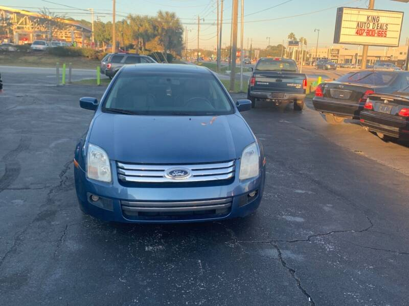 2009 Ford Fusion for sale at King Auto Deals in Longwood FL