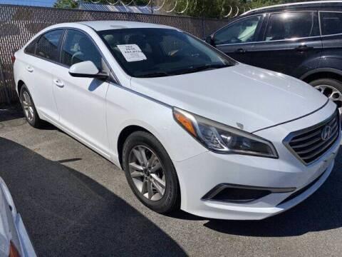 2016 Hyundai Sonata for sale at CBS Quality Cars in Durham NC