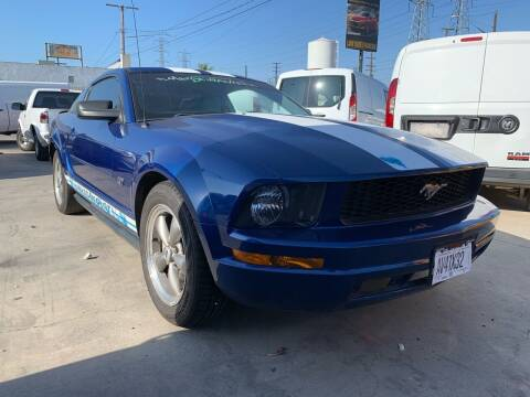 2008 Ford Mustang for sale at Best Buy Quality Cars in Bellflower CA