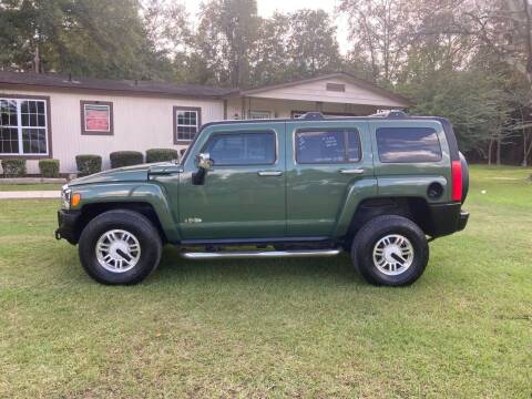 2006 HUMMER H3 for sale at Joye & Company INC, in Augusta GA