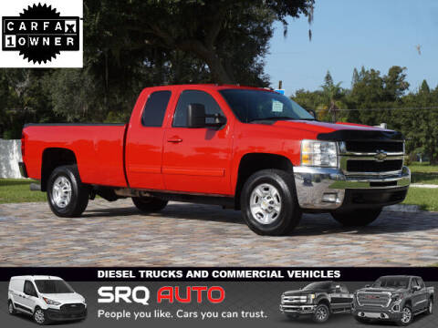 2009 Chevrolet Silverado 2500HD for sale at SRQ Auto LLC in Bradenton FL