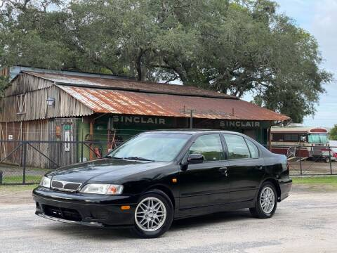 1999 Infiniti G20 for sale at OVE Car Trader Corp in Tampa FL