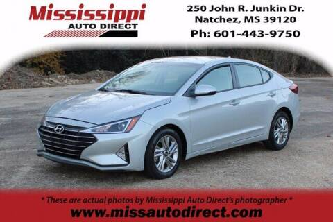 2020 Hyundai Elantra for sale at Auto Group South - Mississippi Auto Direct in Natchez MS