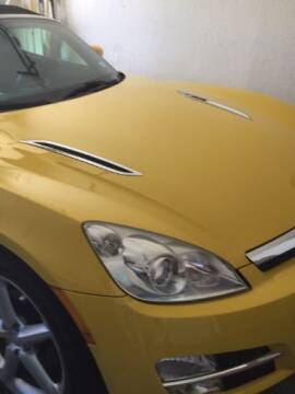 2008 Saturn SKY for sale at Classic Car Deals in Cadillac MI
