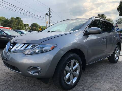 2010 Nissan Murano for sale at Capital Motors in Raleigh NC